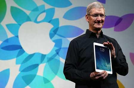 بزرگترین آی پد اپل (+عکس)