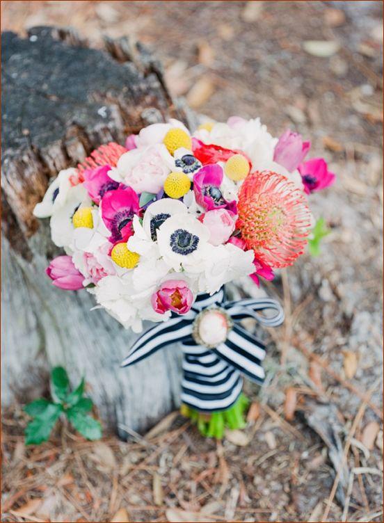 شیک ترین دسته گل های عروس 2015