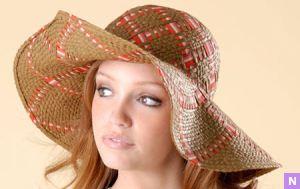 مدل های شیک کلاه تابستانی 2015