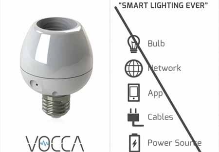 کنترل چراغ با صدا + تصاویر