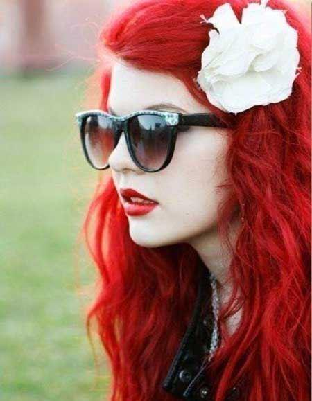 رنگ موهای زنانه و دخترانه سال 2015