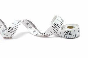 با این روش دور شکم خود را اندازه بگیرید