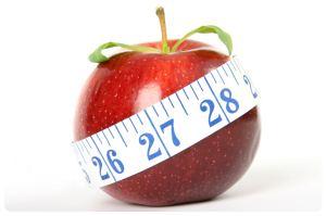 با خوردن یک سیب در روز با چاقی مبارزه کنید