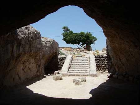 سفری شگفت انگیز به معبد مهر (عکس)