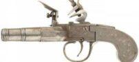 تفنگ 4 سر برای شکار پرندگان + تصاویر