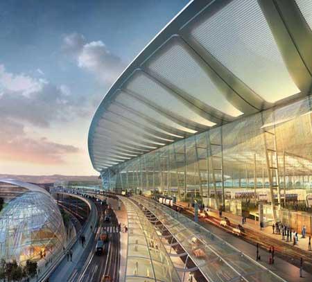 بهترین فرودگاههای جهان در سال 2015