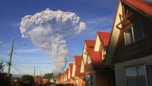 آتشفشانی که پس از 42 سال خشمگین شد