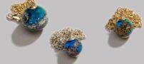 جواهری که از خاکستر انسان ساخته شده است