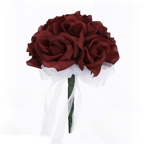 مدل های جدید و زیبای دسته گل عروس 99