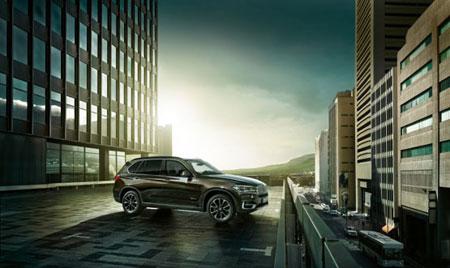 آشنایی با شاسی بلند ضدگلوله BMW