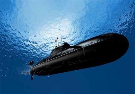 چین در حال توسعه زیردریایی کنکورد است + تصاویر