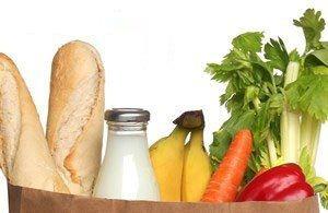راه هایی برای خرید مواد غذایی سالم