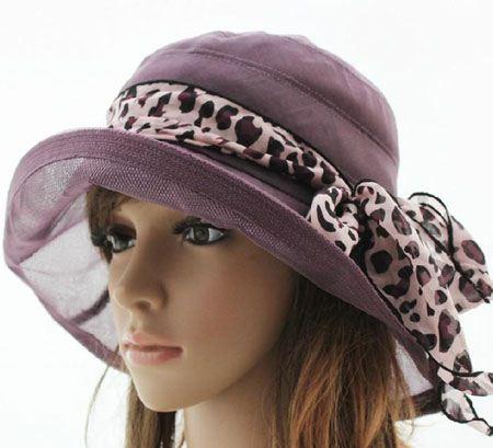 مدل کلاه های تابستانی زنانه