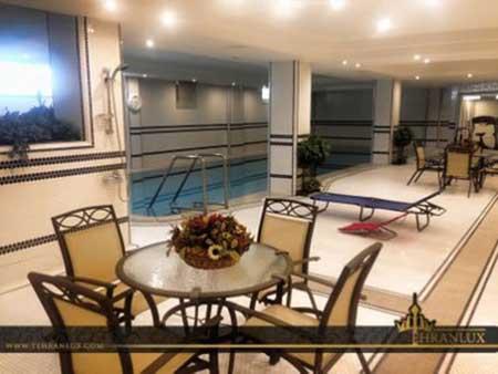 آپارتمان لوکس میلیاردی در تهران (+عکس)