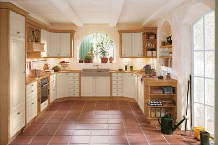 دکوراسیون آشپزخانه های مدرن 2015