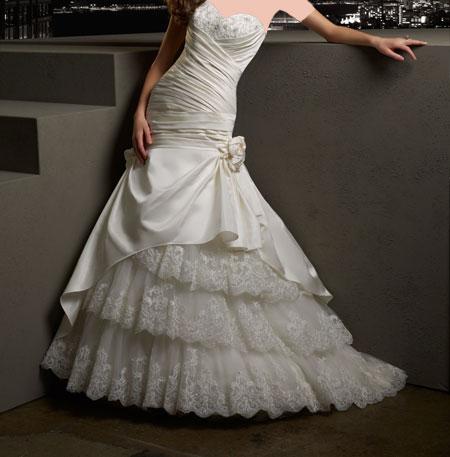 شیک ترین و جذاب ترین لباس عروس های 2017