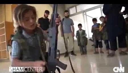 در اردوگاه آموزشی داعش به کودکان چه می گذرد؟