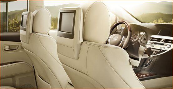 مشخصات خودروی لکسوس RX350 +تصاویر