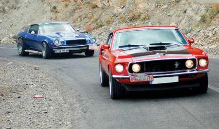 محبوب ترین خودروی آمریکایی در سال 1969 (+عکس)