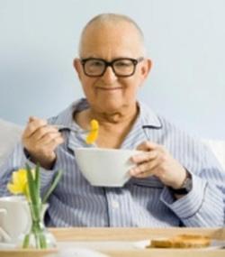 پيشنهاد غذايي مناسب براي بيماران و سالمندان