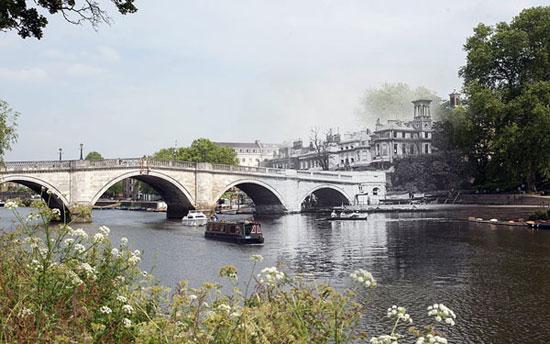 مشهور ترین پل های لندن (+عکس)
