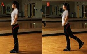 دو حرکت ورزشی برای سفت کردن ران و باسن