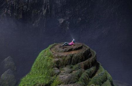سرزمینی عجیب و دیدنی در اعماق زمین (+عکس)