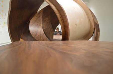 میز و نیمکت های عجیب و غریب (عکس)