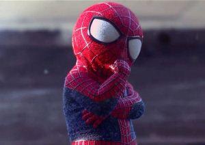 شباهت عجیب حیوانی به مرد عنکبوتی (عکس)