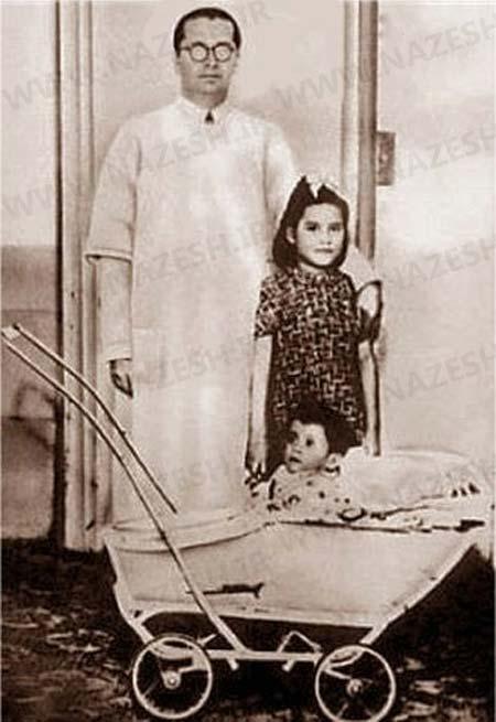 وقتی دختر بچه 5 ساله مادر شد ! (+عکس)