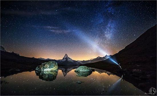 طبیعت از دیدگاه عکاس اتریشی
