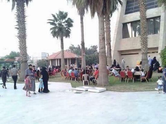 عکس های دیدنی از افتتاح هتل مجلل داعش