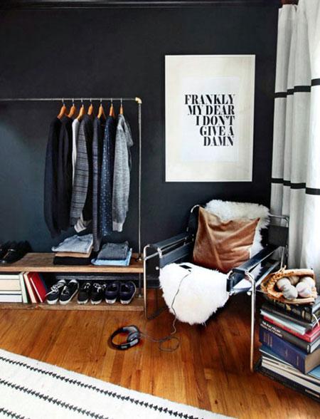 دکوراسیون ساده و زیبای اتاق پسرهای نوجوان