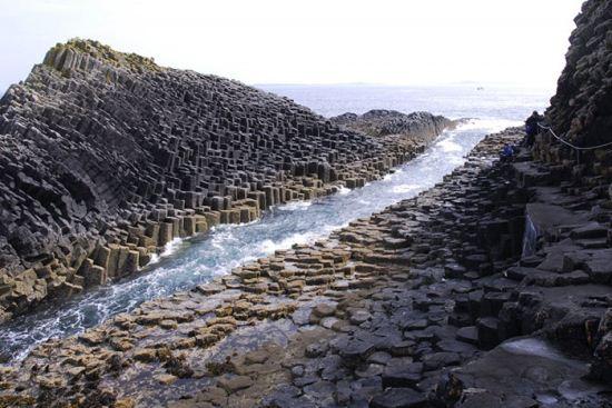 عکس های بی نظیر از طبیعت زیبای جزیره مول