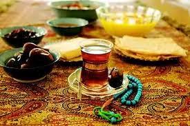 نکات مهم تغذیه ای برای ماه رمضان