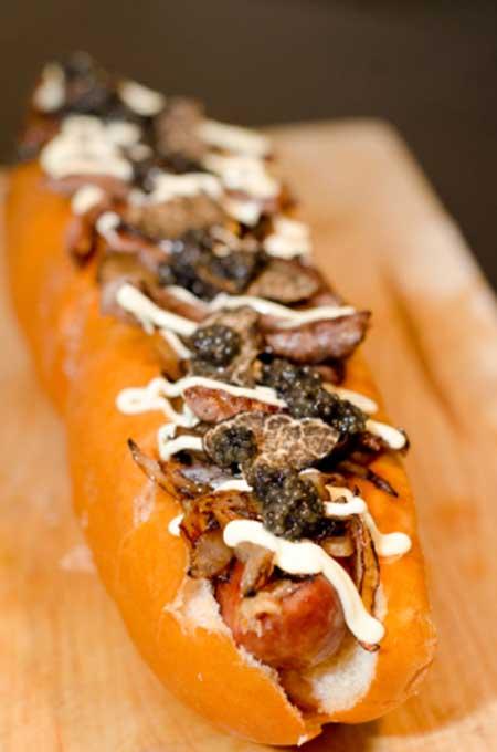 ساندویچ هات داگ با قیمت 650 هزار تومان + عکس