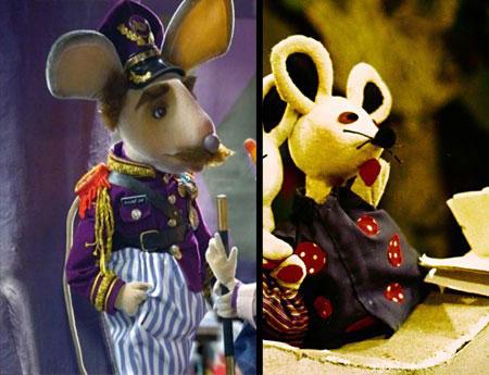 معرفی شهر موش های سری دوم (+عکس)