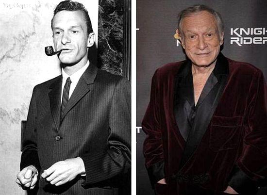 عکس هایی از پیر شدن بازیگران معروف