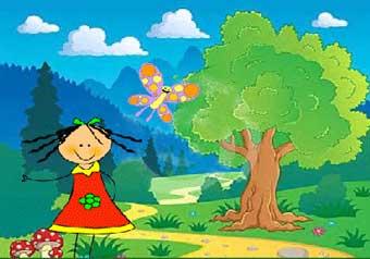 داستان جالب دخترک آواز خوان