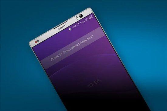 گوشی جدید سونی به نام Lavender + عکس