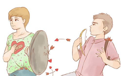 مواظب عشق های یکطرفه باشید