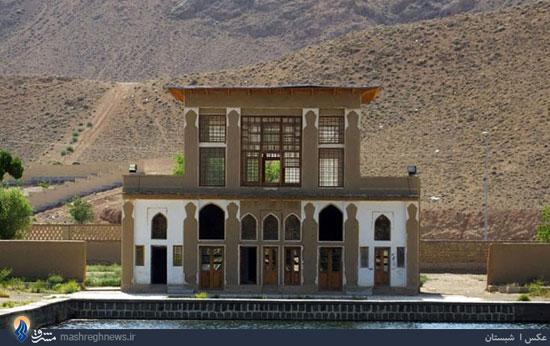 مجموعه تاریخی چشمه علی دامغان + تصاویر