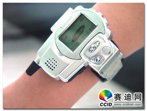 اولین ساعت هوشمند دنیا را ببینید (عکس)