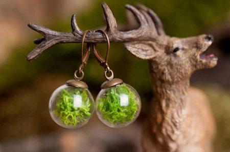 مدل جواهرات زیبا و جادویی هنرمند اهل لیتوانی