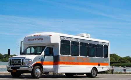 اتوبوسی برای افراد عشق بدنسازی (+عکس)