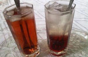 طرز درست کردن شربت گل محمدی