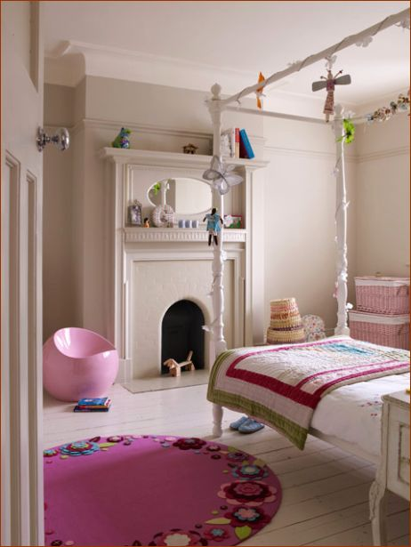 مدل های زیبای تخت خواب و دکوراسیون اتاق کودک
