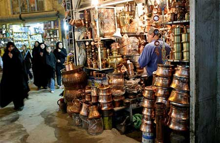 معرفی بازار تاریخی اراک (+عکس)