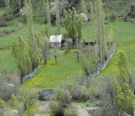 منطقه آسارا زیباترین مکان تفریحی البرز (+ عکس)