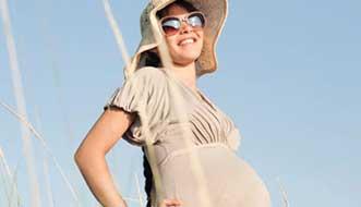 تغییرات پوست زنان در زمان بارداری !